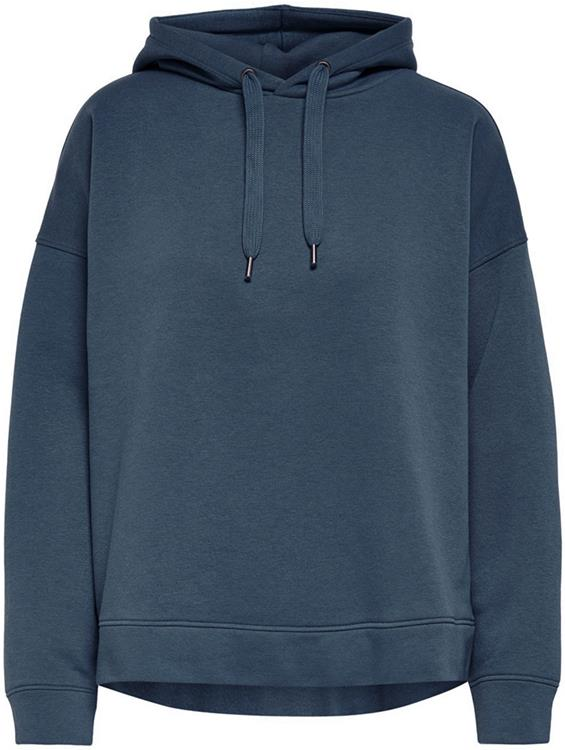 Jdyline life l/s hood sweat Blue horizon