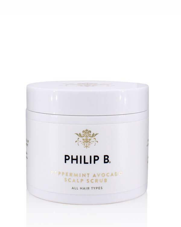 Philip B - Peppermint Avocado Scalp Scrub - 236 ml