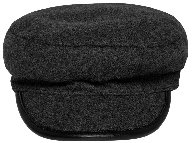 onlpita wool cap Black