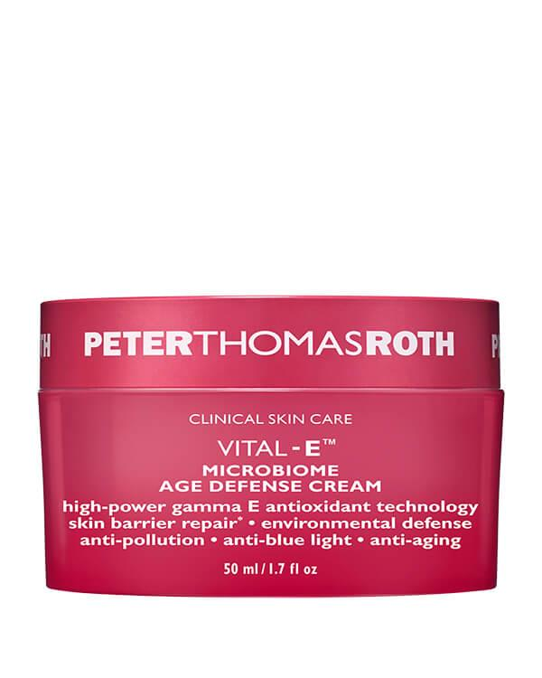 Peter Thomas Roth - Vital-E Microbiome Age Defense Cream - 50 ml