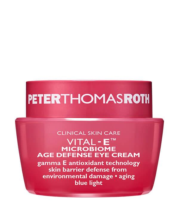Peter Thomas Roth - Vital-E Microbiome Age Defense Eye Cream - 15 ml