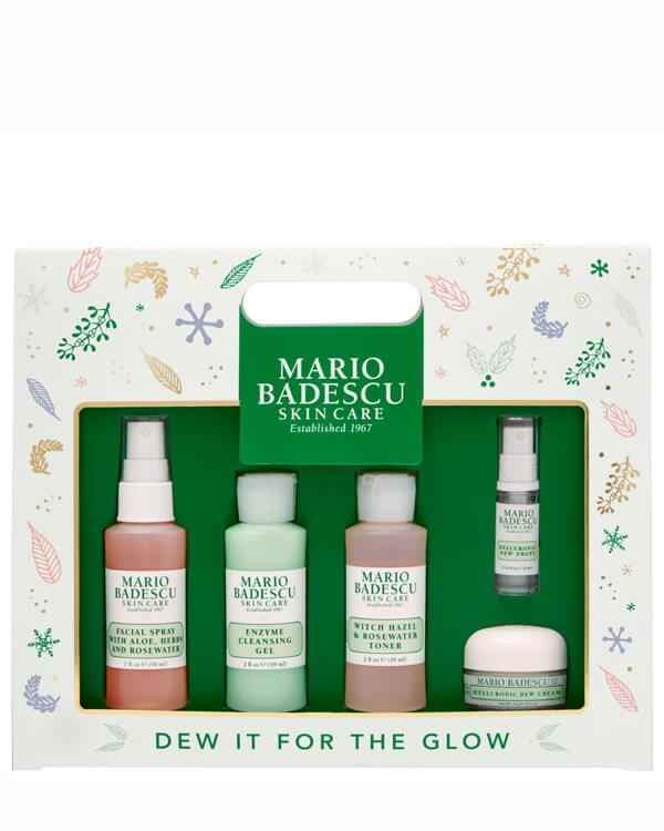 Mario Badescu - Dew it for the Glow - 3 x 59 ml + 14 g + 4 ml