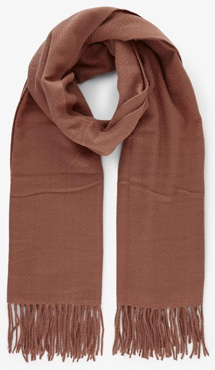 Pckial new long scarf noos bc Mocha Bisque