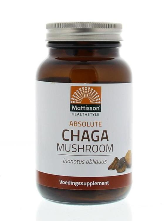 Absolute chaga extract 350 mg