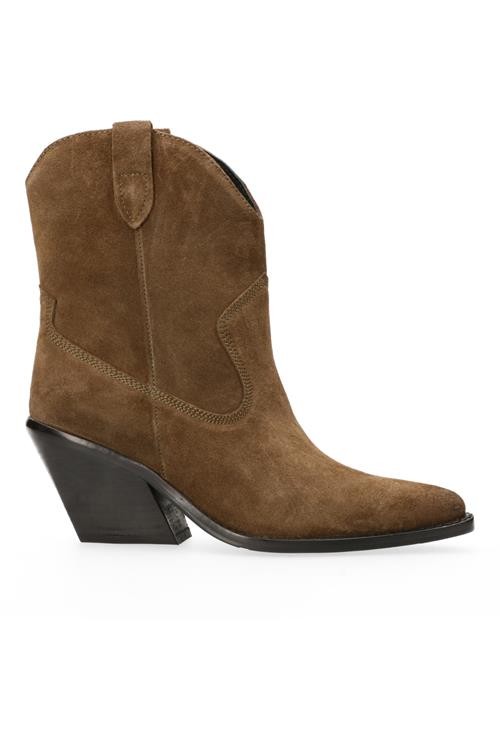 Low Kole Boot Suede