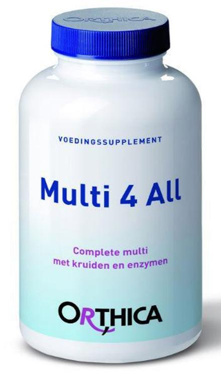 Multi 4 all (Orthica) | 180tab
