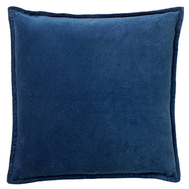 Dutch Decor Sierkussen Caith 50x50 cm - Insignia Blue
