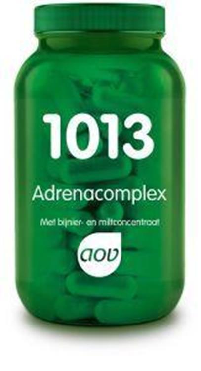 Foto van 1013 Adrenacomplex (AOV)   60cap