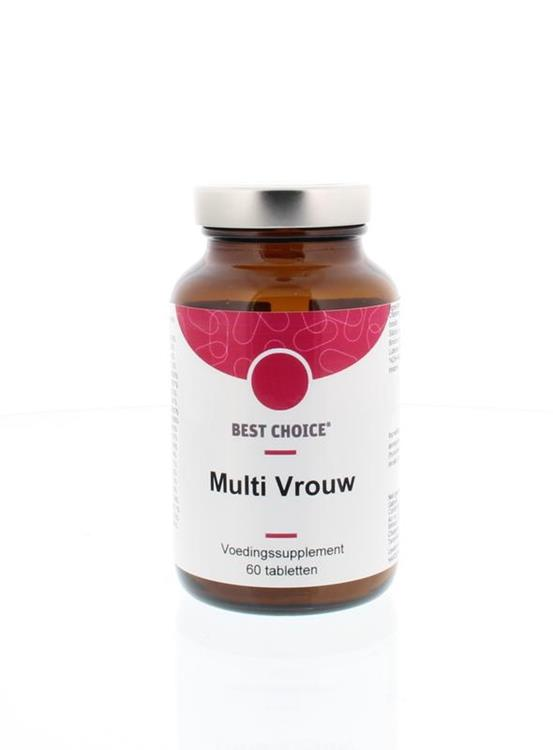 Multi vrouw (Best Choice) | 60tab