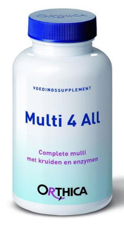 Multi 4 all (Orthica) | 90tab