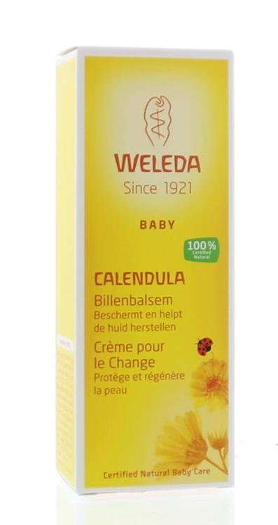 Weleda Babybillenbalsem Calendula 75ml
