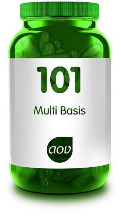 Foto van 101 Multi Basis (AOV)   60cap