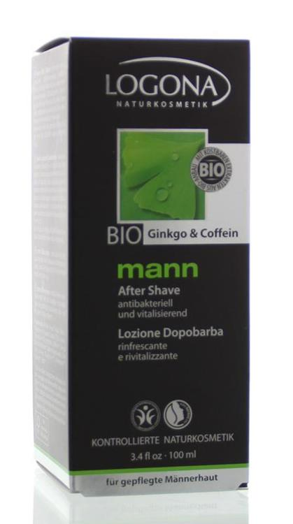 Mann aftershave