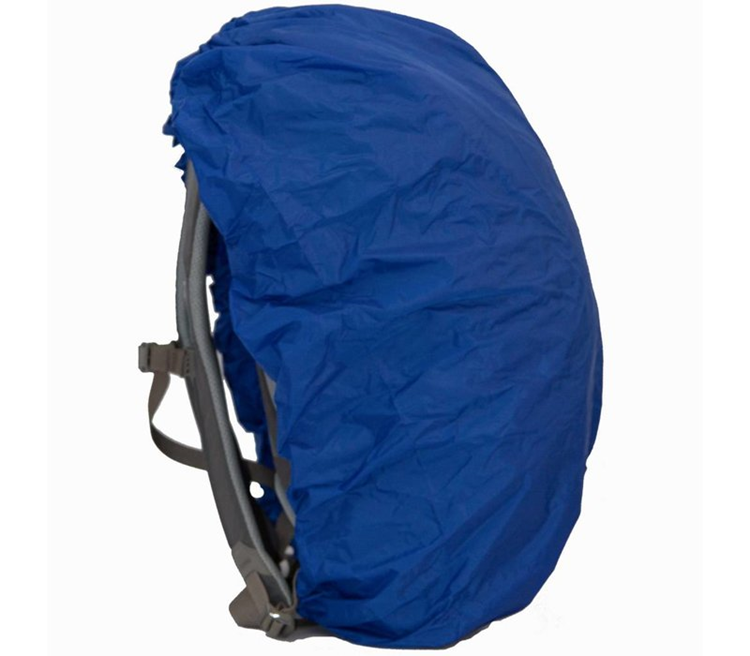 Lowland Daypack Cover Blue Regenhoes