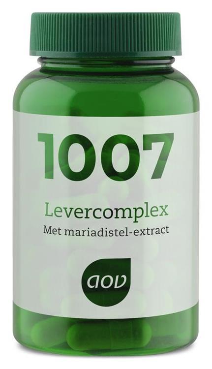 Foto van 1007 Levercomplex (AOV) | 60vcap