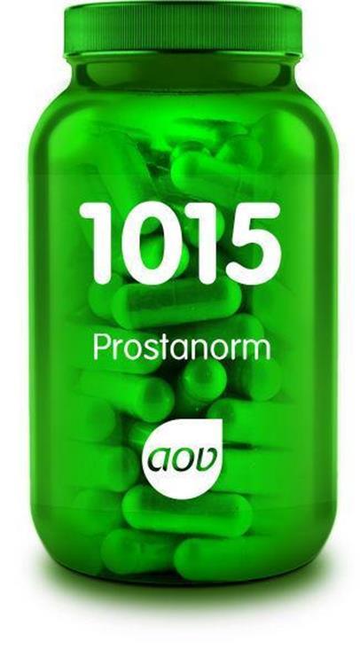 Foto van 1015 Prostanorm (AOV)   30cap