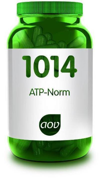 Foto van 1014 ATP norm (AOV)   30cap