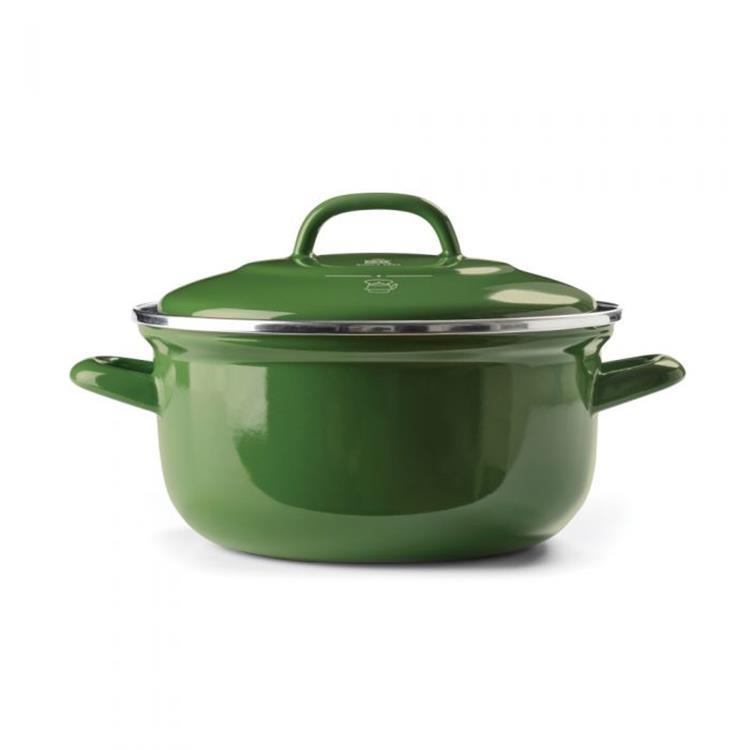 BK Dutch Oven braadpan 24 cm - groen