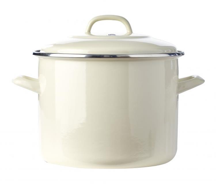 BK Dutch Oven soeppan 24 cm - crème