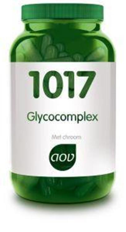 Foto van 1017 Glycoplex (AOV)   60vcap