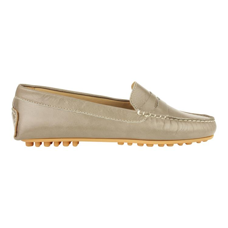 Nioma moccasin ZS - Taupe