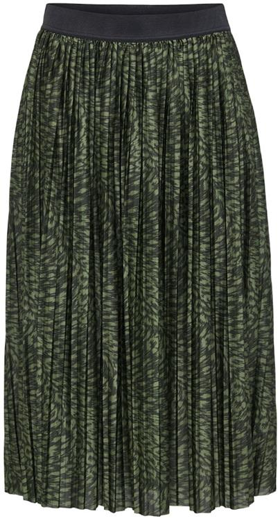 Jdyboa aop skirt Forest Night