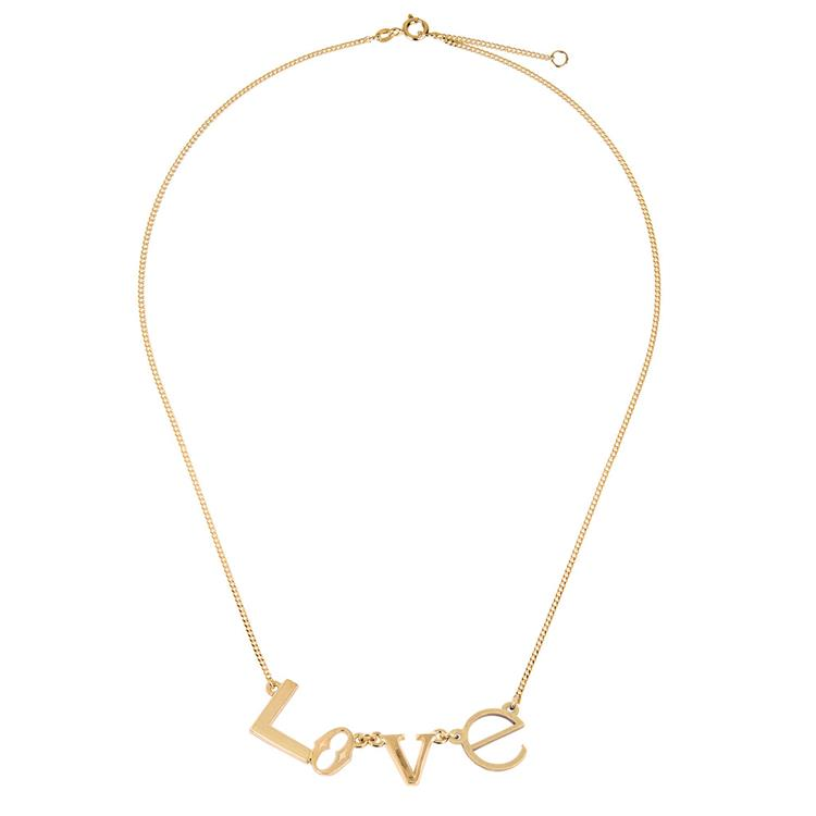 Wouters & Hendrix love necklace