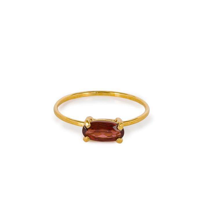 Wouters & Hendrix fine ring with garnet