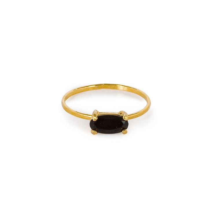 Wouters & Hendrix fine ring with onyx