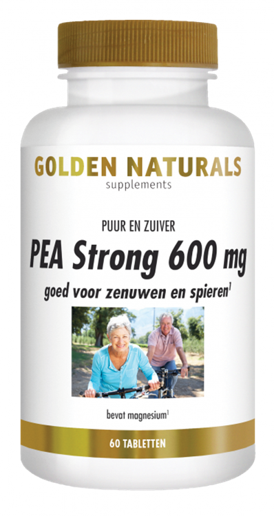 PEA Strong 600 mg  (60 tabletten)