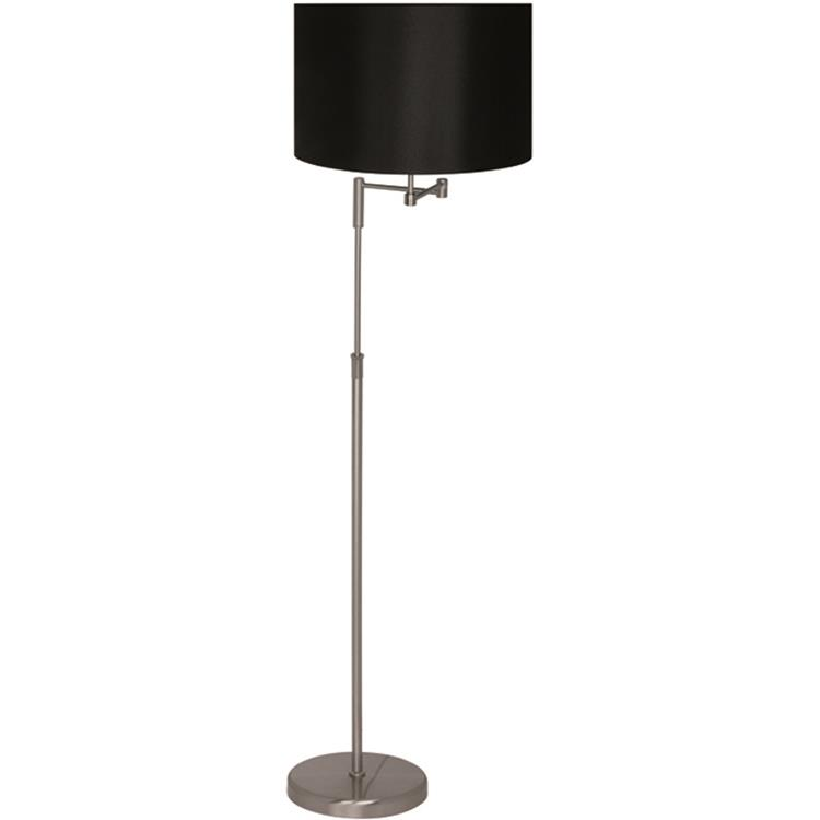 Freelight vloerlamp armatuur Tomia touch - staal