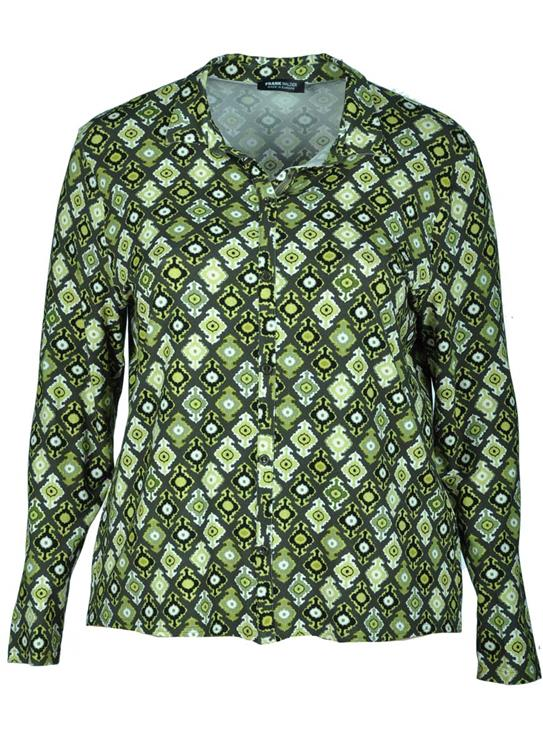 Frank Walder shirt 109402 Lemon