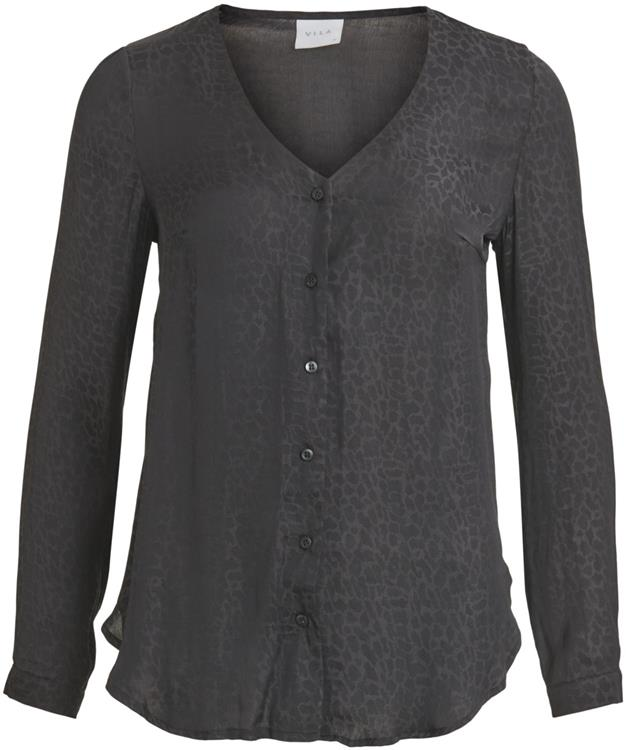 Vinecoli l/s shirt/su Black