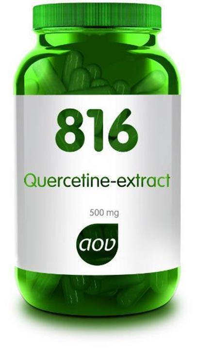 816 Quercetine extract 500 mg