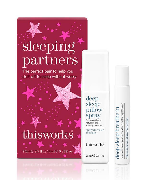 This Works - Sleeping Partners - 75 ml + 8 ml