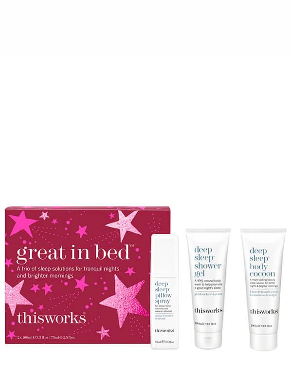 This Works - Great in Bed - 2 x 100 ml + 75 ml