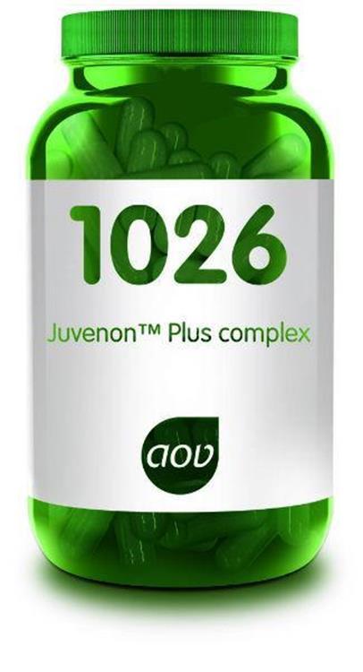 Foto van 1026 Juvenon plus complex (AOV)   60vcap