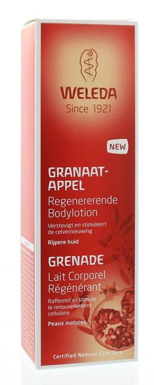 weleda granaatappel bodylotion