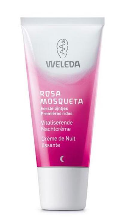Weleda Rosa Mosqueta Nachtcreme 30ml
