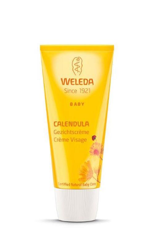 Weleda Calendula Baby Gezichtscreme 50ml