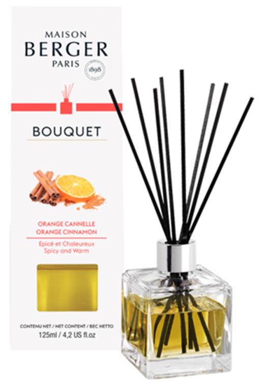 Lampe Berger Geurstokjes Cube Orange Cannelle