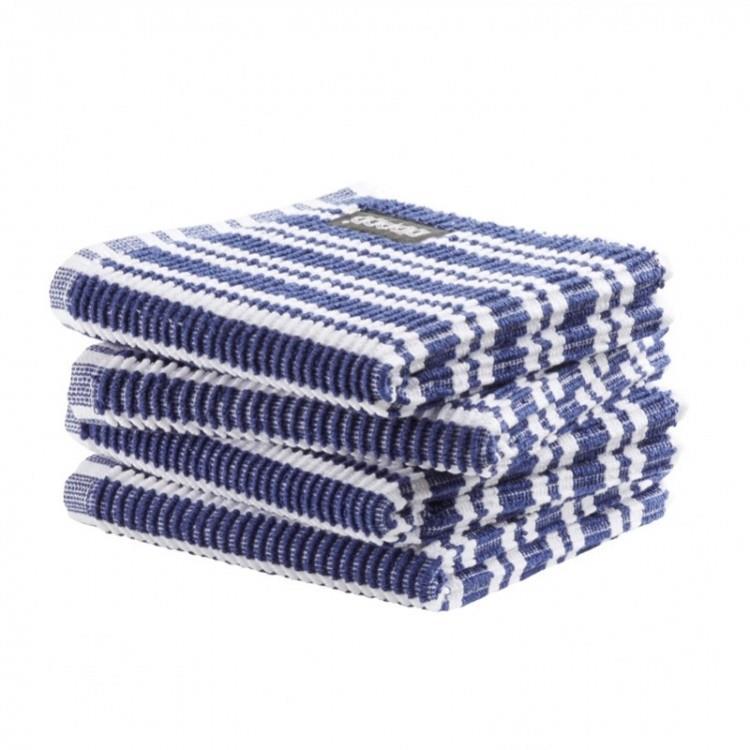 DDDDD Vaatdoek Classic Clean 30x30 cm - classic blue
