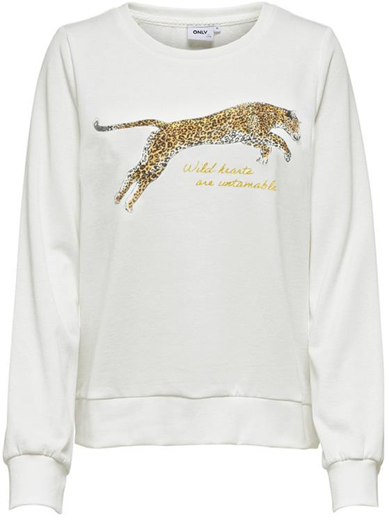 Onllucinda life reg l/s radical Cloud dancer wild