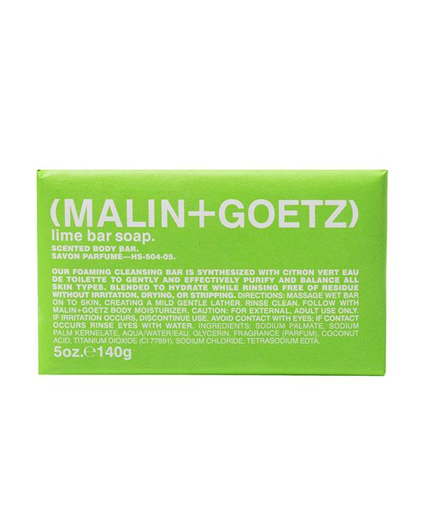 Malin+Goetz - Lime Bar Soap - 140gr