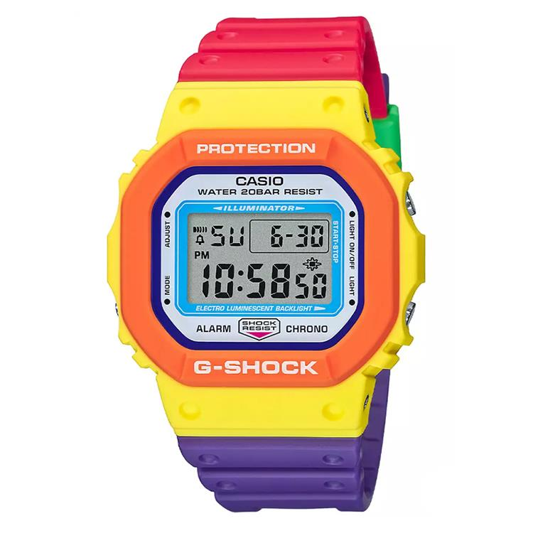 DW-5610DN-9ER G-Shock - multi-colored