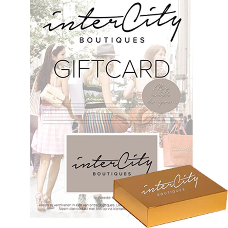 Intercity December Giftcard