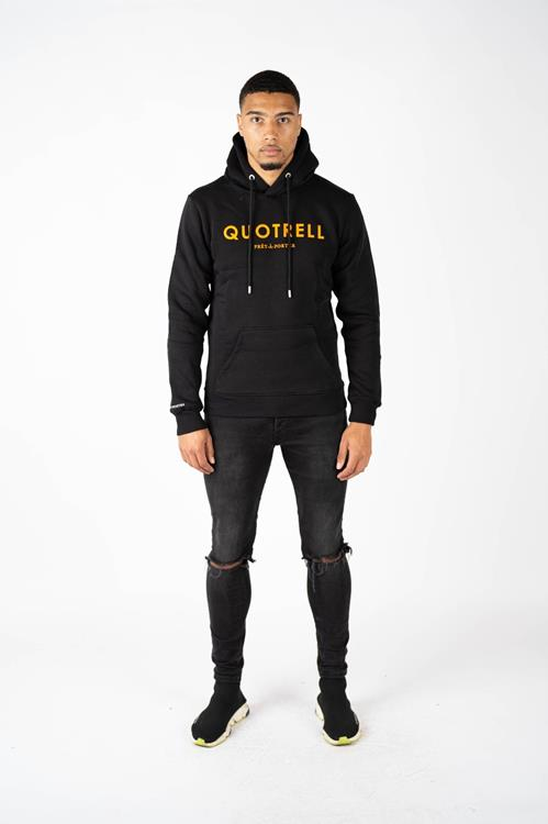 Quotrell Basic Hoodie