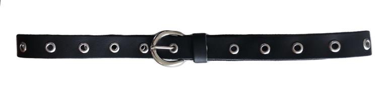 Rock & Rich Superbelt Black/Zilver