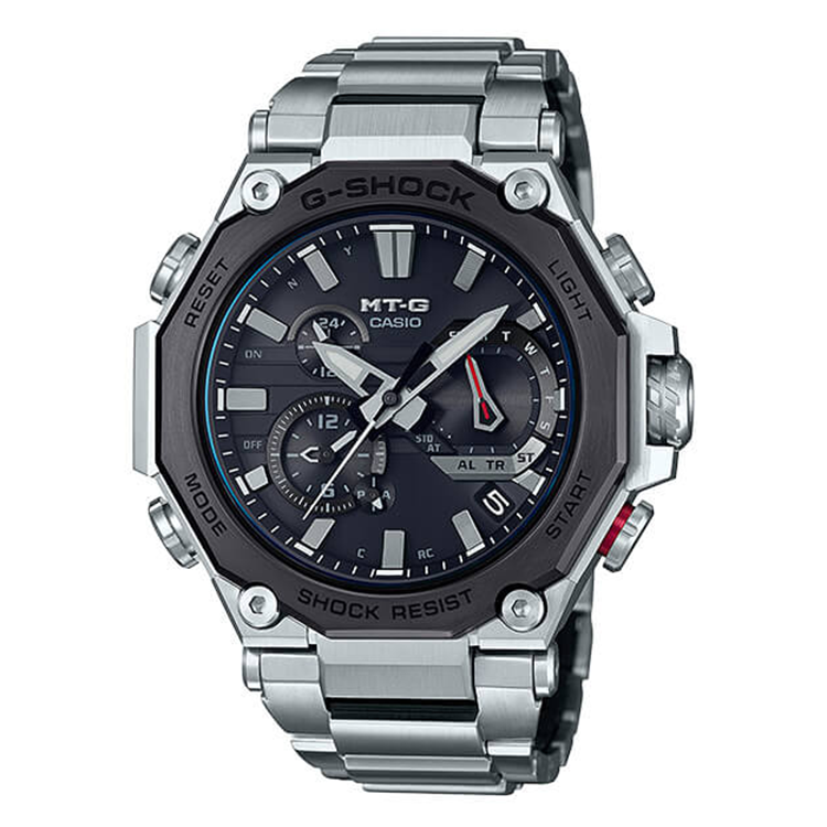 G-Shock MTG-B2000D-1AER - Dual Core Guard