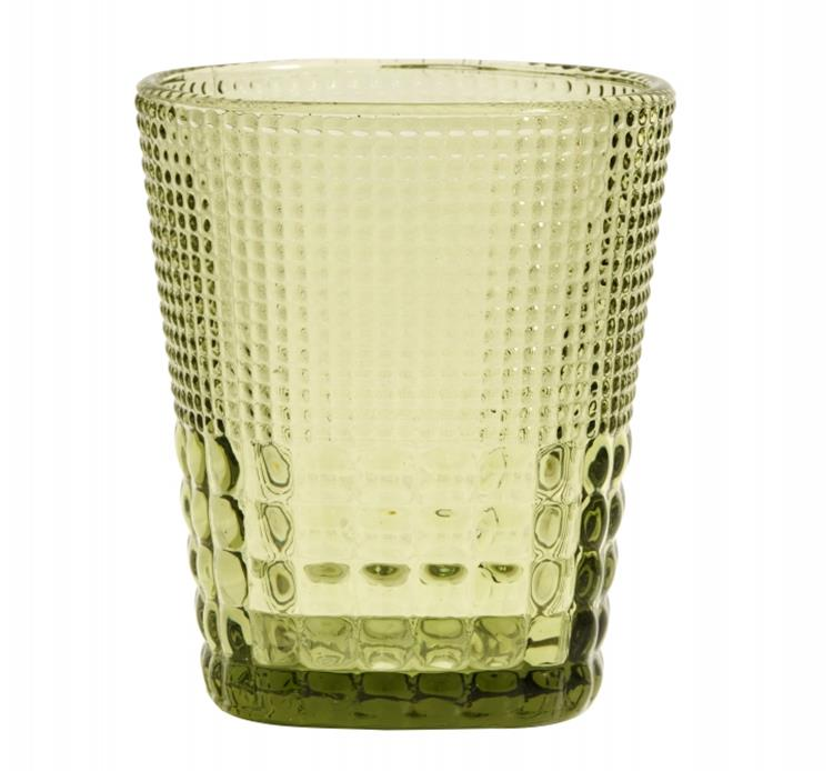 Nordal drinkglas - lichtgroen